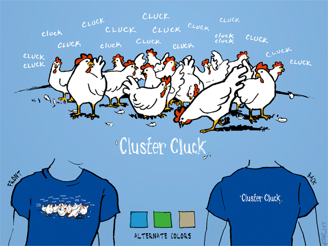 Cluster_Cluck