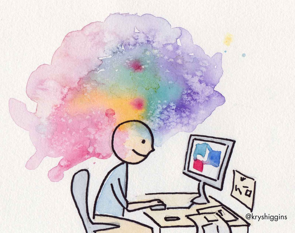 "Feature image for ""How Watercolor promotes a prototyping mindset"""